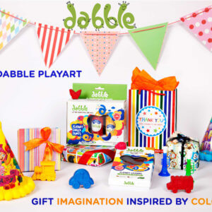 Dabble Playart Birthday Return Gift