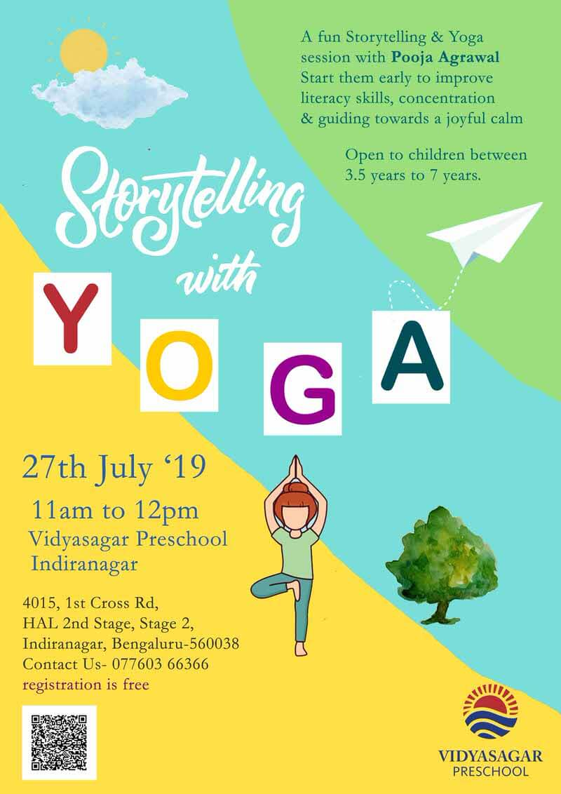 Storytelling with Yoga Cover Image