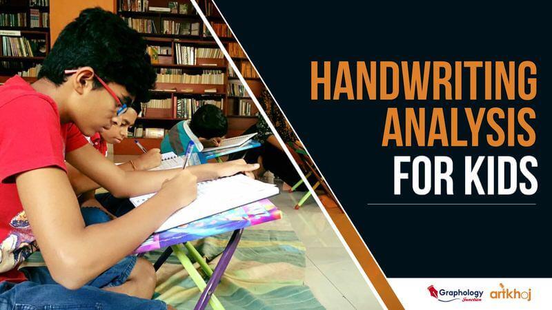 Handwriting Analysis for Kids Cover Image