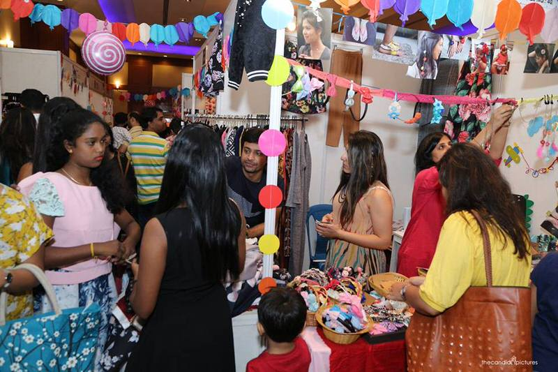 Shop till you drop at Candy Bazar