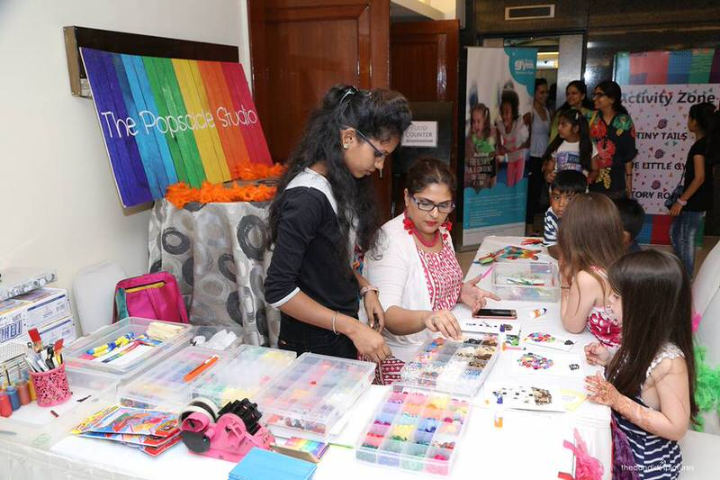 Creative Kids Activities at Candy Bazar