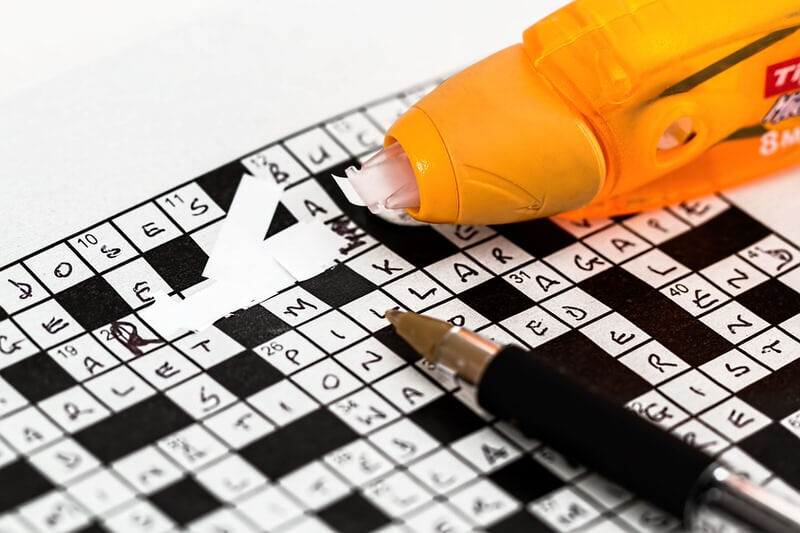 Crossword Game