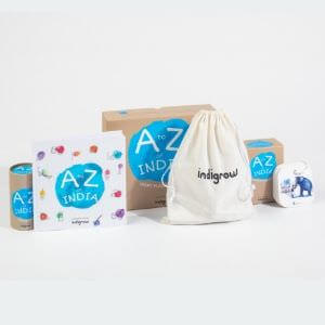 Indigrow A to Z products