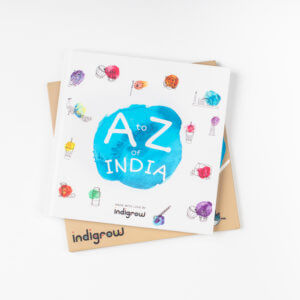 Indigrow AtoZ of India Book