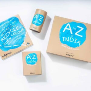 Indigrow AtoZ of India Education Products