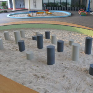 Sand Pit for kids at Kai Early Years