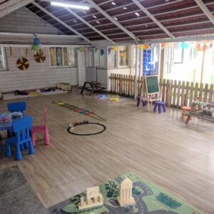 Creative Play space at Kara4Kids Koramangala