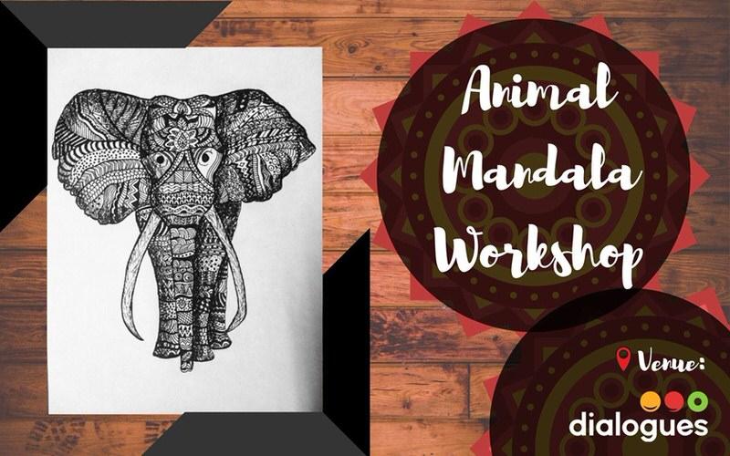 Animal Mandala Workshop Cover Image