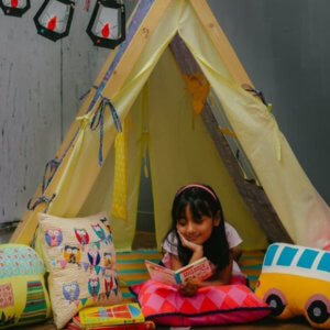 Kids Play Tent at Once Upon a Time Kids Furnishing Store