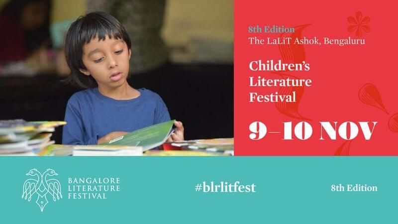 Children Literature Fun At Bangalore Literature Festival 2019 Cover Image