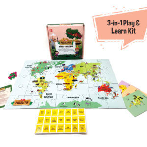 Toiing 3 in 1 Learning Kit