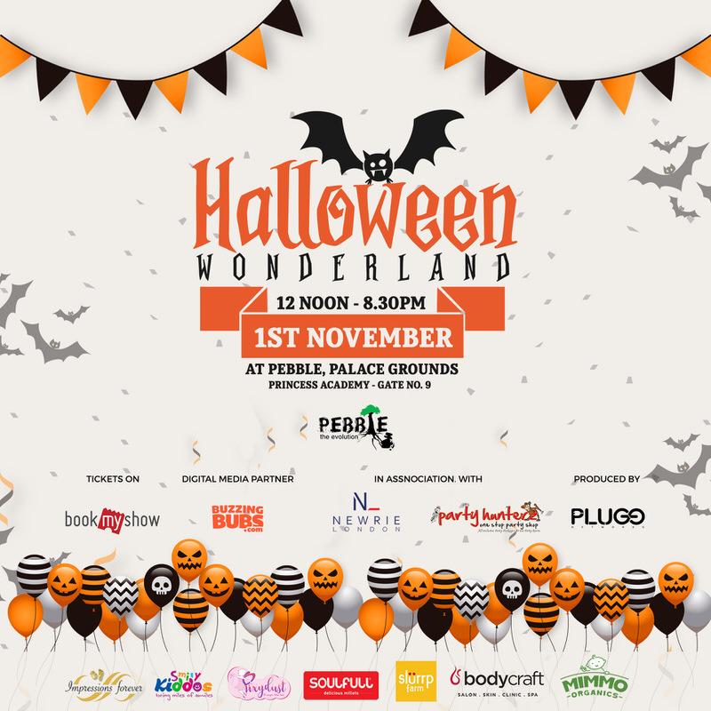 Halloween Wonderland Cover Image