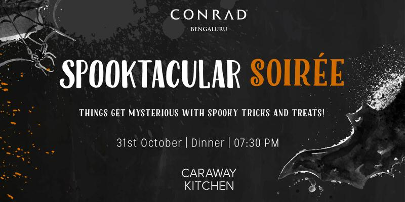 Spooktacular Soiree Cover Image