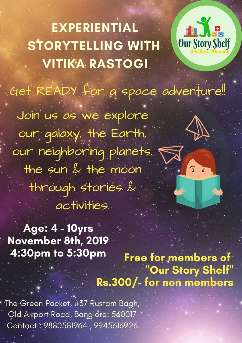 Experiential Storytelling with Vitika Rastogi Cover Image