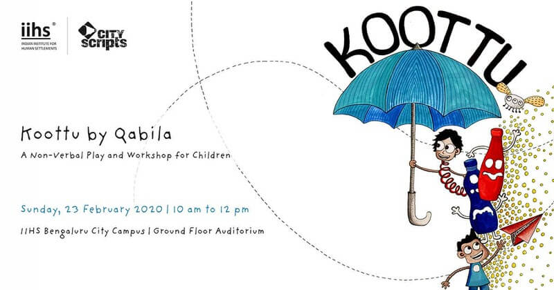 Koottu – a non verbal play Cover Image