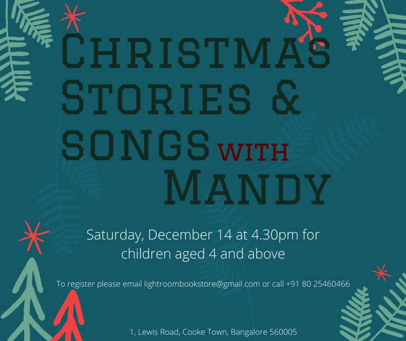 Christmas Stories & Songs with Mandy Cover Image
