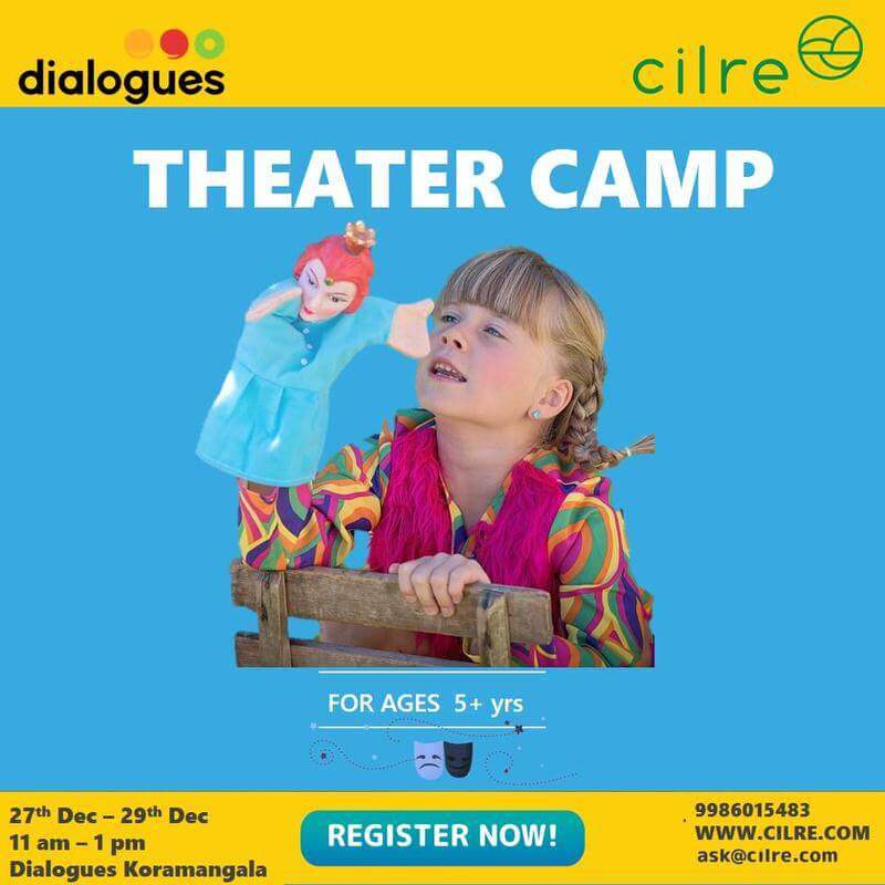 Cilre Theatre Camp Cover Image