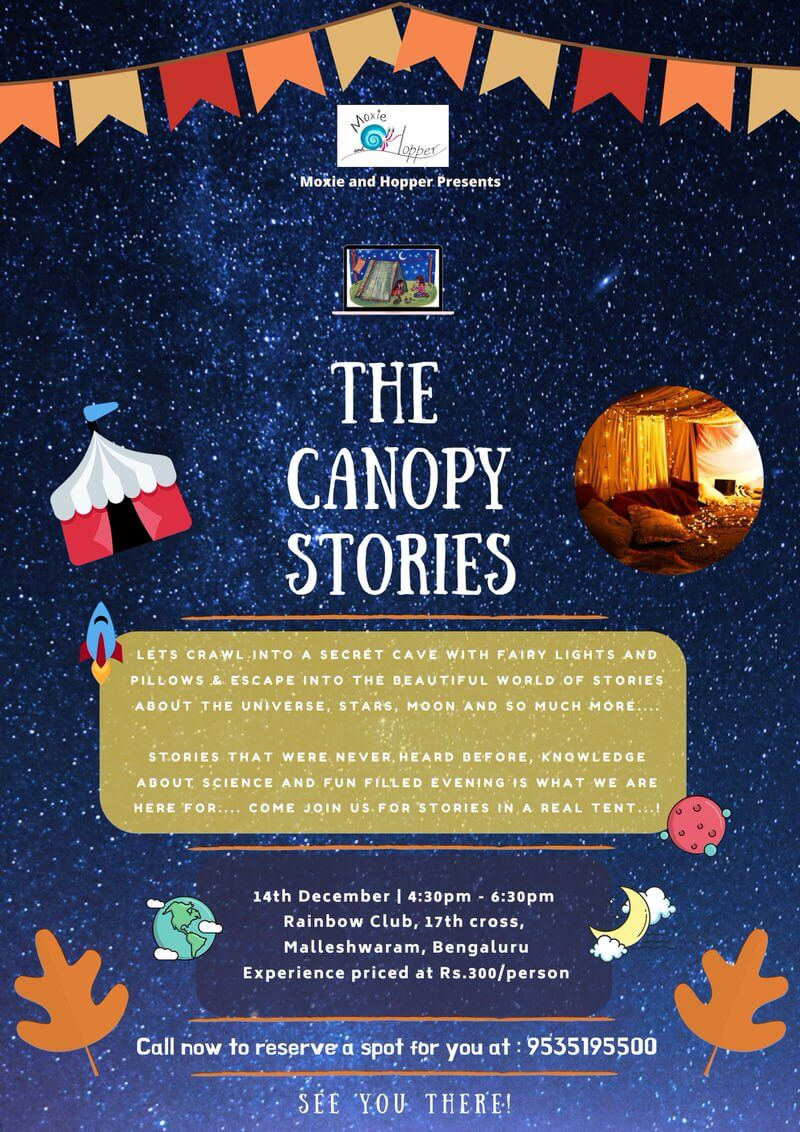 Kiithe! Kiithe! – The Canopy Stories Cover Image