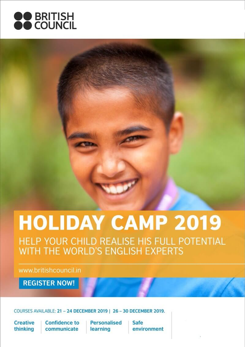 The British Council Holiday Camp 2019 Cover Image