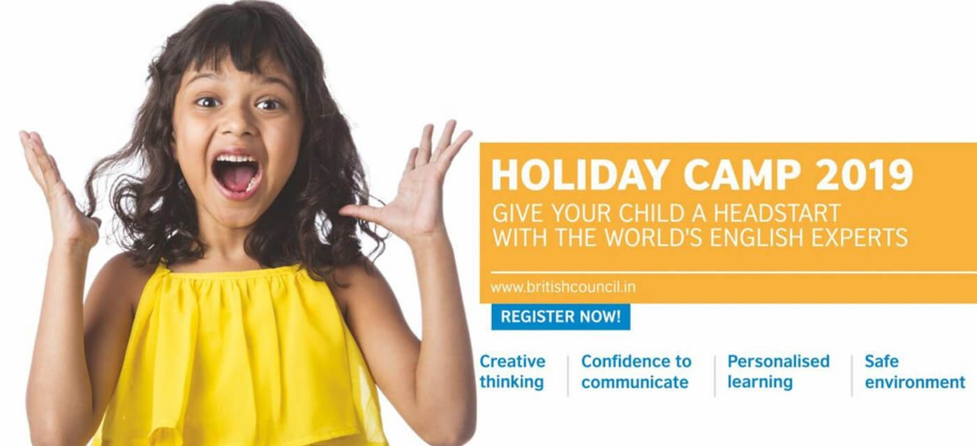 Spend the holidays learning new skills at the British Council Holiday Camp! Cover Image