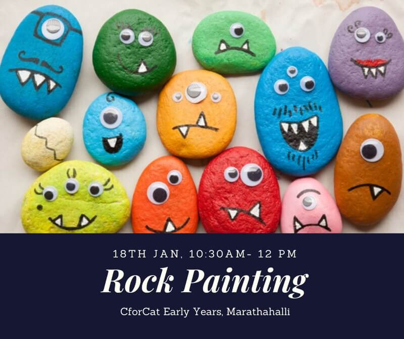 Rock Painting Workshop Cover Image