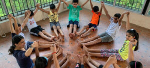 How yoga can help to develop life skills in kids