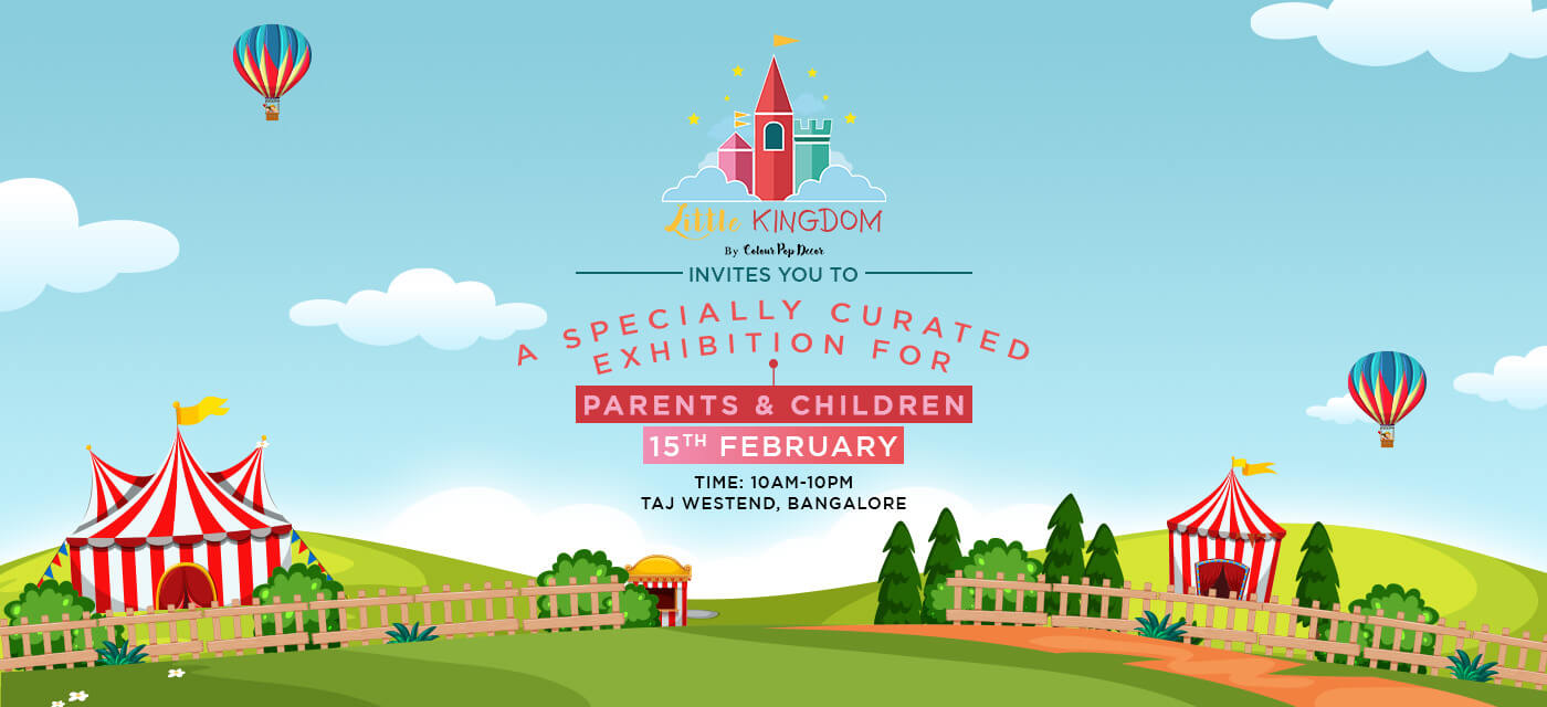 Little Kingdom – An Exhibition Curated Especially for Parents & Kids Cover Image
