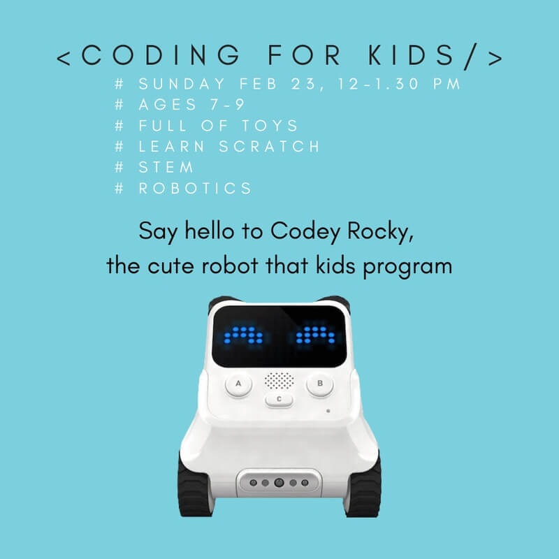 Coding Workshop for Kids Cover Image