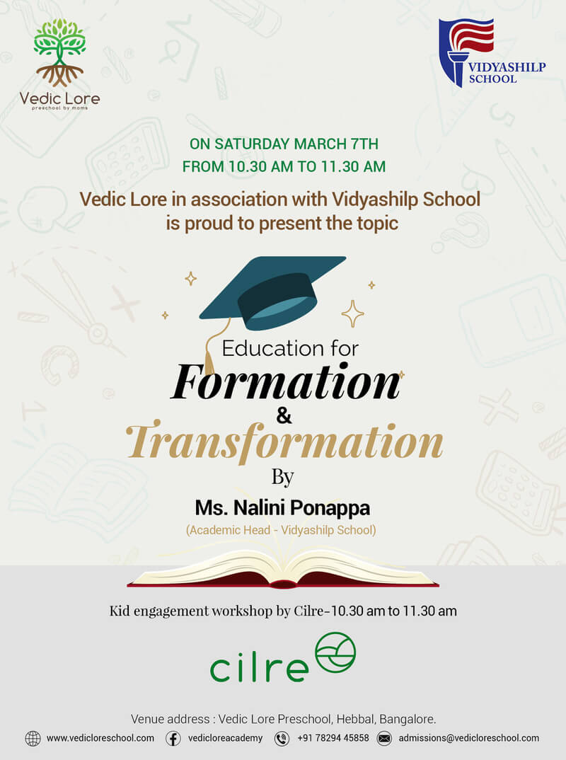 Education for Formation and Transformation Cover Image