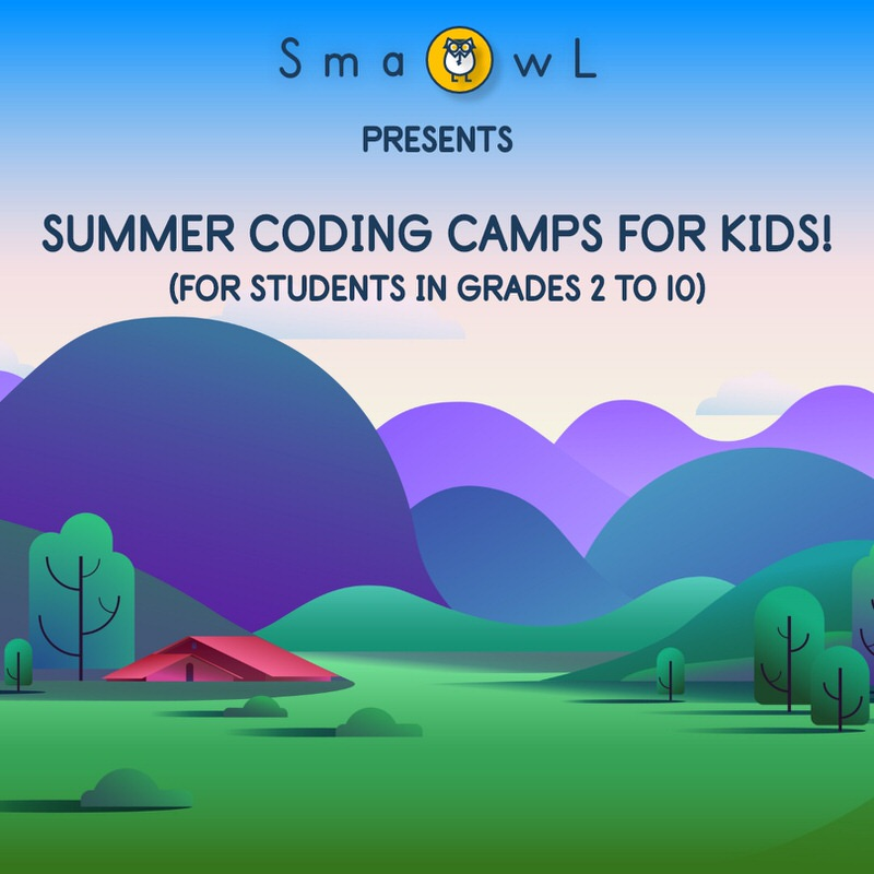 SmaOwl Coding Camp 2020 Cover Image