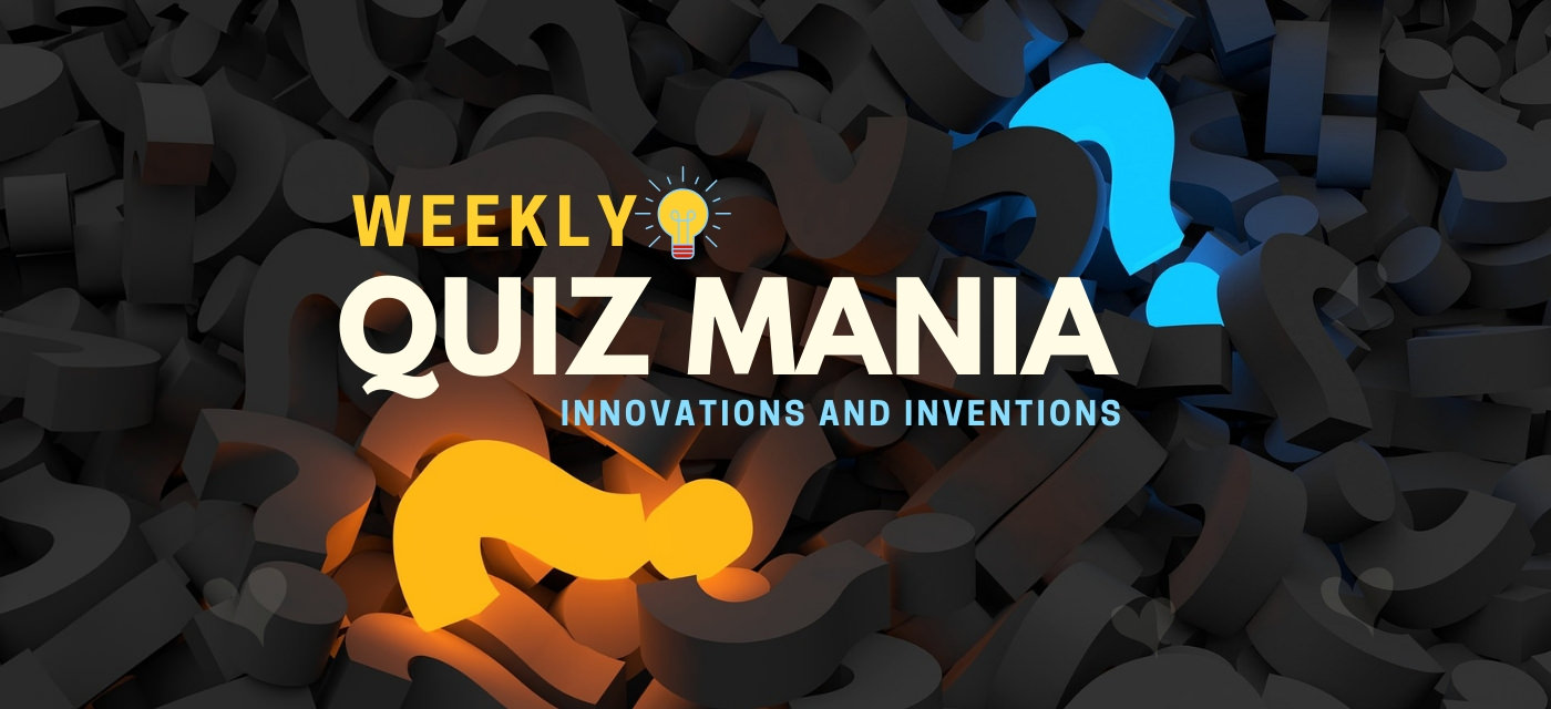 Weekly Quiz Mania to keep the whole Family engaged! Cover Image