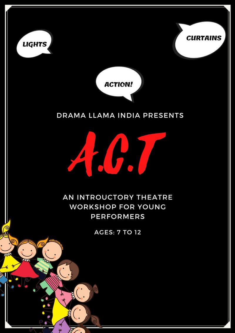 Drama Llama Theatre ACT Introductory Theatre Workshop Cover Image