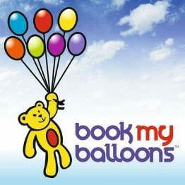 Logo of BookmyBalloons