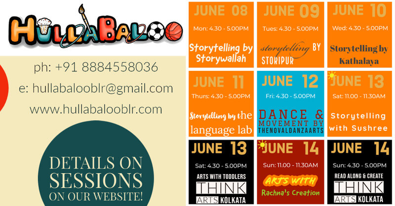 Hullabaloo Online Interactive Sessions Cover Image