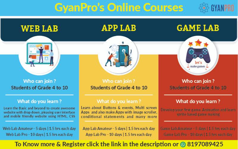 GyanPro Online Courses
