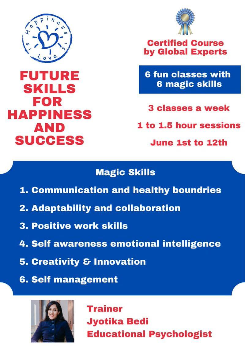 Future Skills for Happiness & Success Cover Image