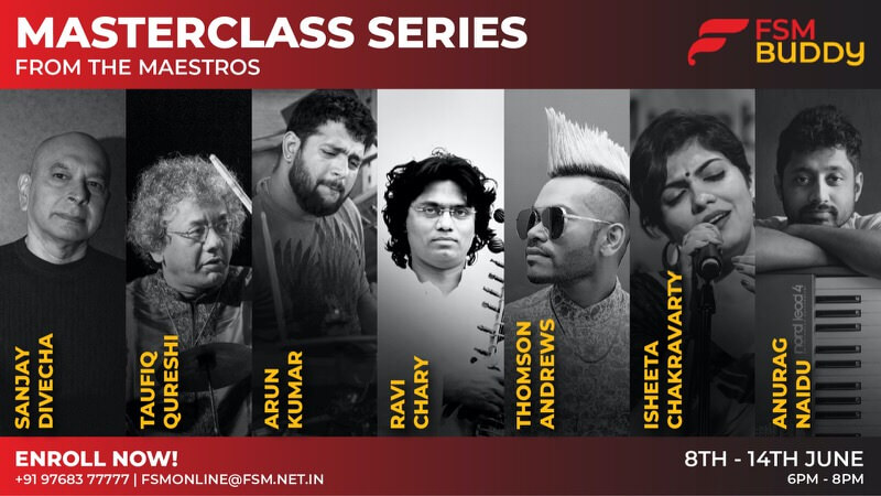 Furtados Virtual Masterclass Series Cover Image