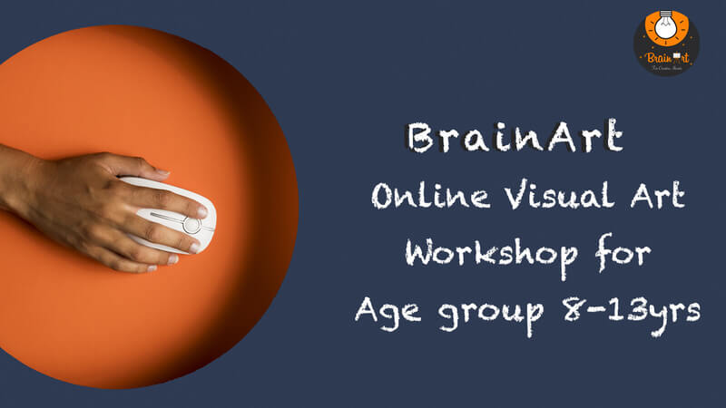 BrainArt Online Visual Art Workshop Cover Image