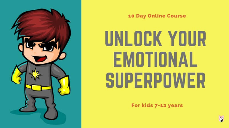 Unlock Your Emotional Superpower Cover Image