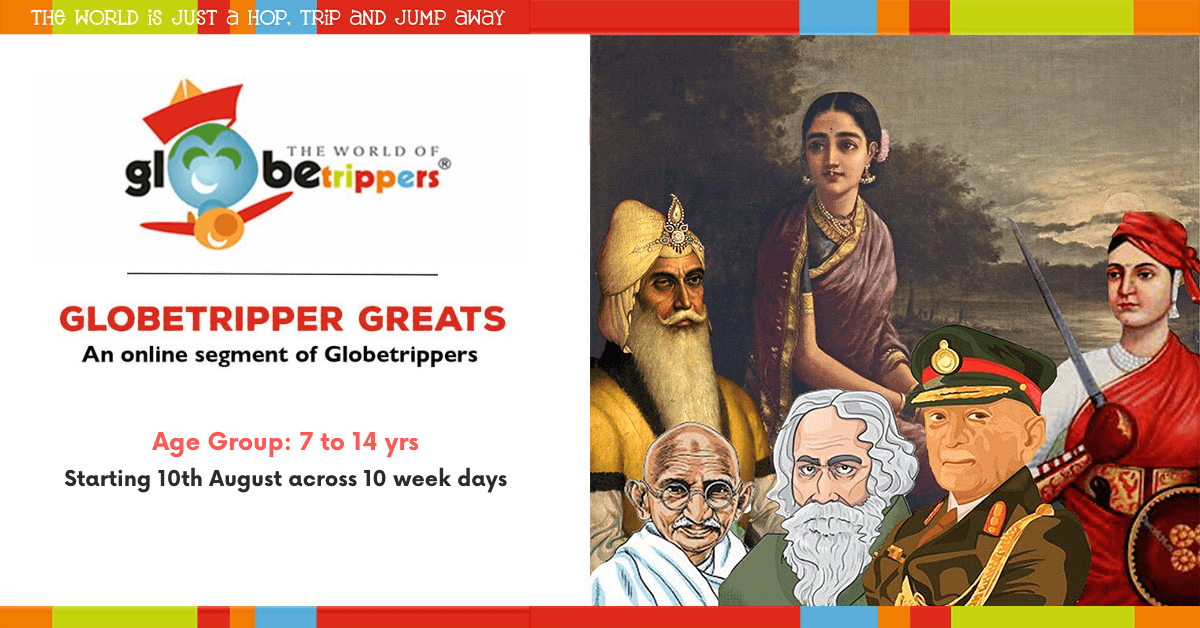 Globetripper Greats: Past Leaders of India Cover Image