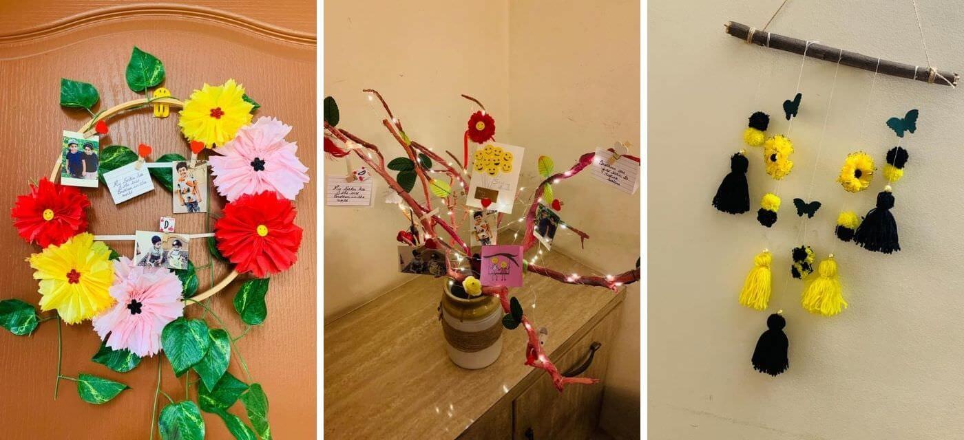 Home Decor Ideas for Raksha Bandhan