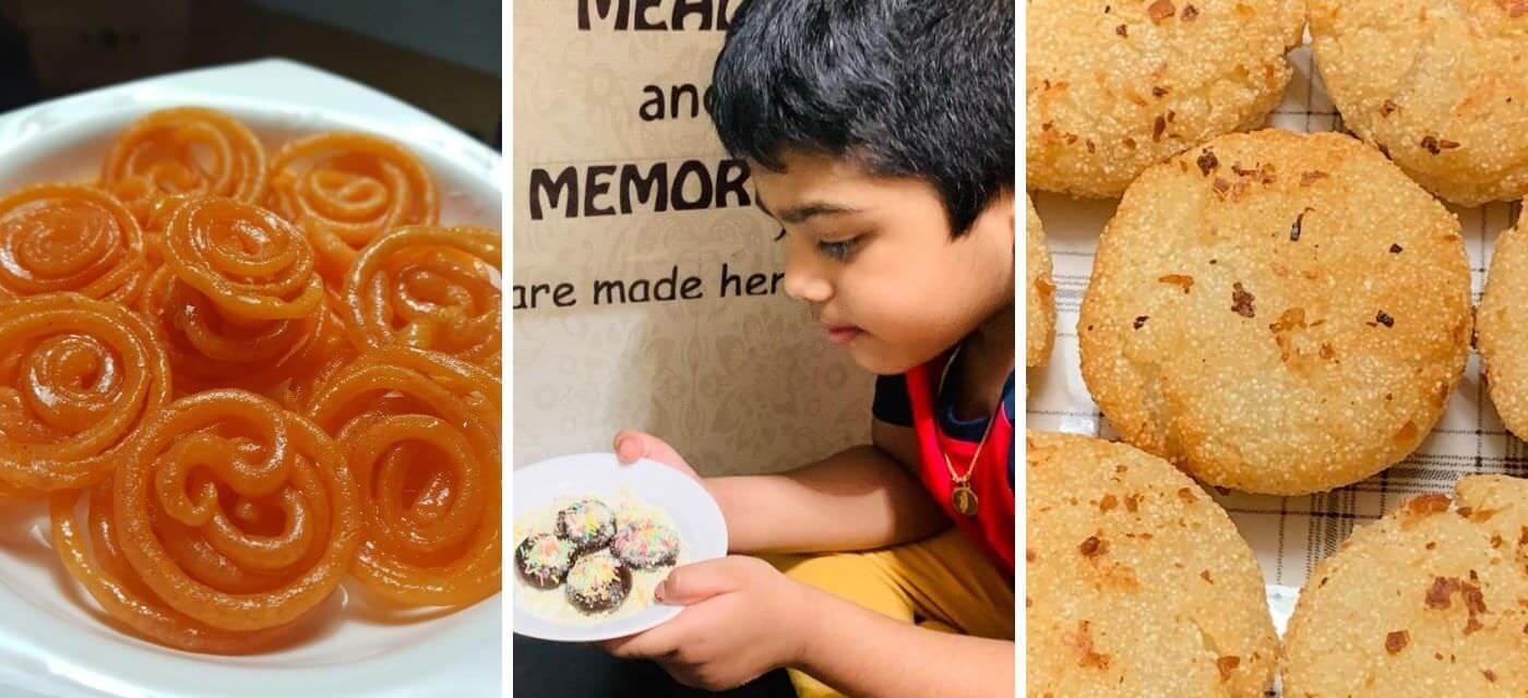 Delicacies to make at home on Raksha Bandhan