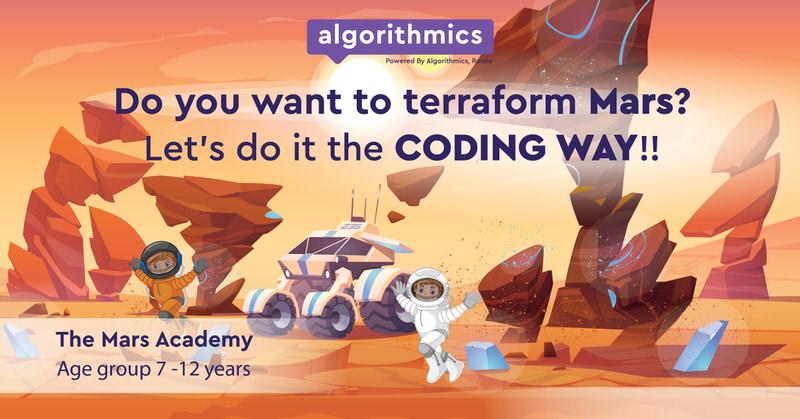 Algorithmics Scratch Programming Classes Cover Image