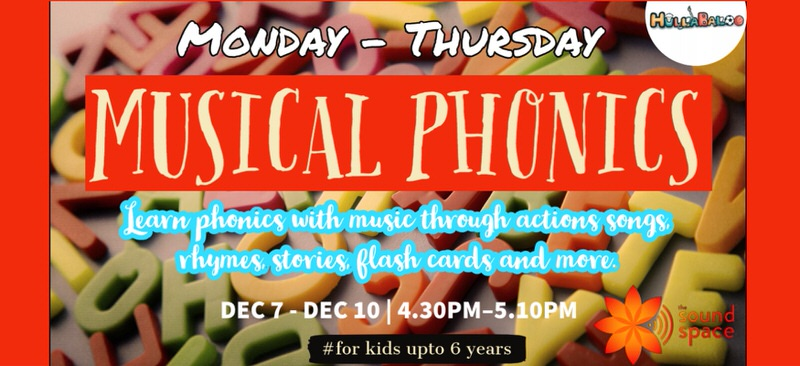 Musical Phonics Bootcamp for Children Cover Image