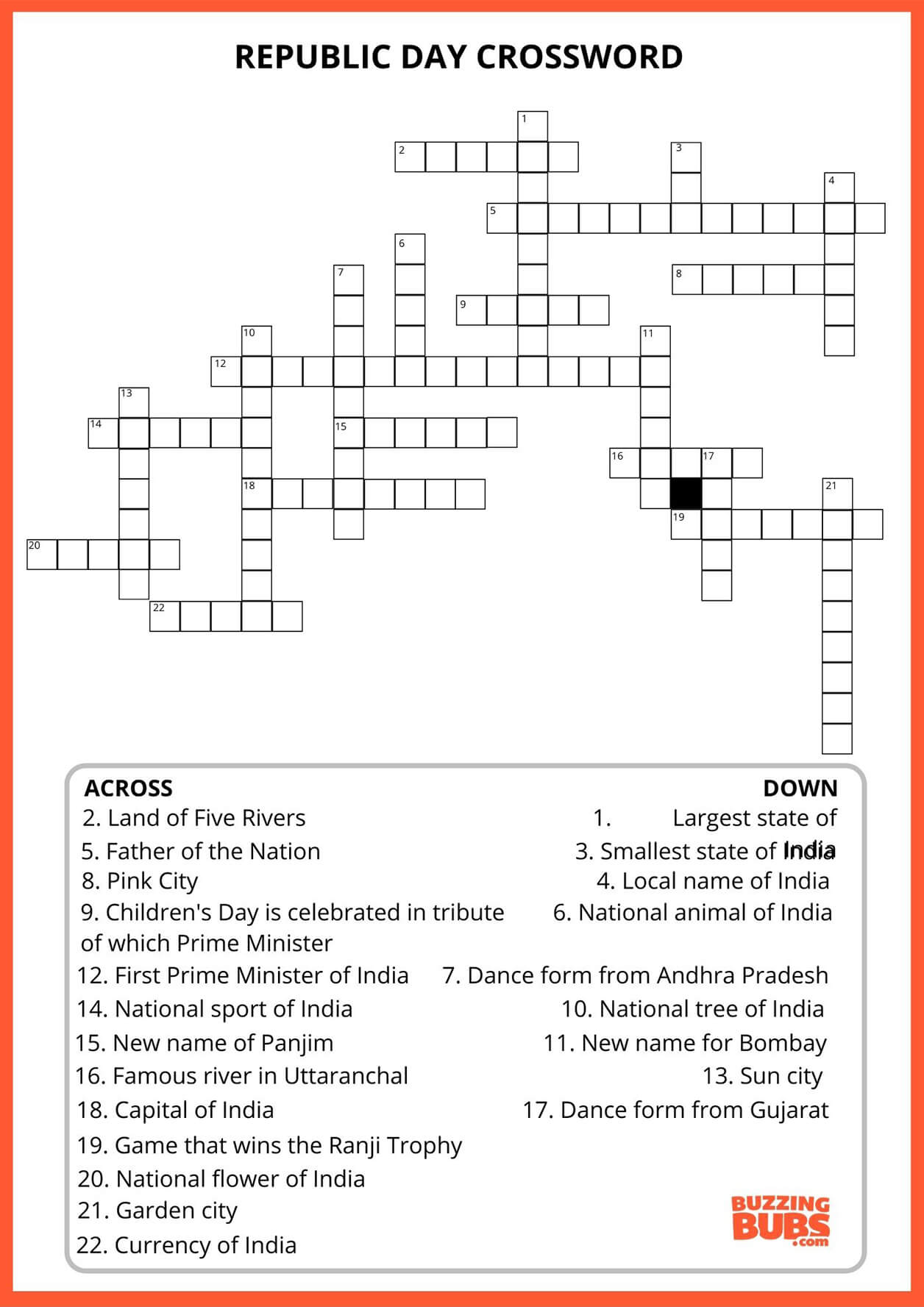 BB_republic_day_crossword01 Cover Image