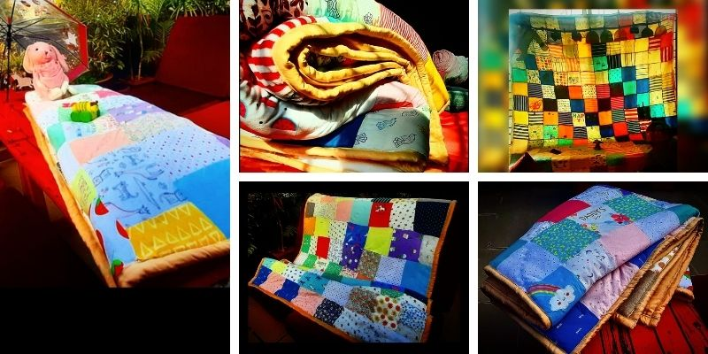 Soul Quilts - A story weaved with old, fond memories into fresh pieces of decor for families to relish and preserve!