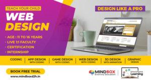 Web Design with Coding Program