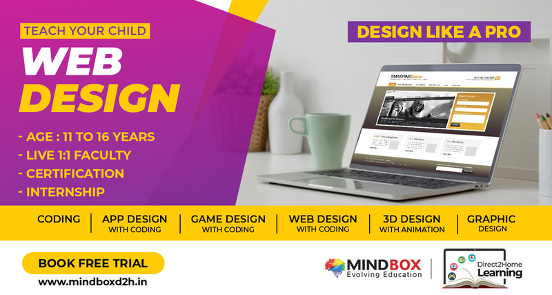 Web Design with Coding Program Cover Image