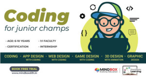 Online Coding for Junior Champs