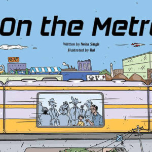 On the Metro by Pratham Books
